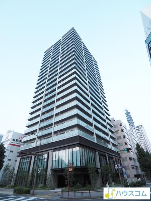 ザ・パークハウス久屋大通ローレルタワー外観写真