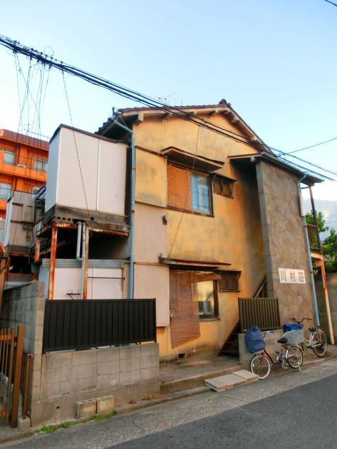川村荘外観写真