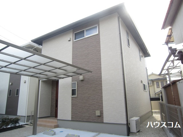 千種区鍋屋上野町新築計画 A棟外観写真