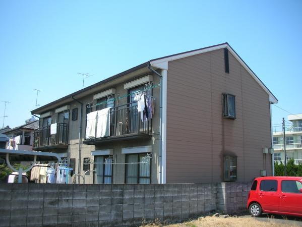 コスモハイツ長谷川外観写真