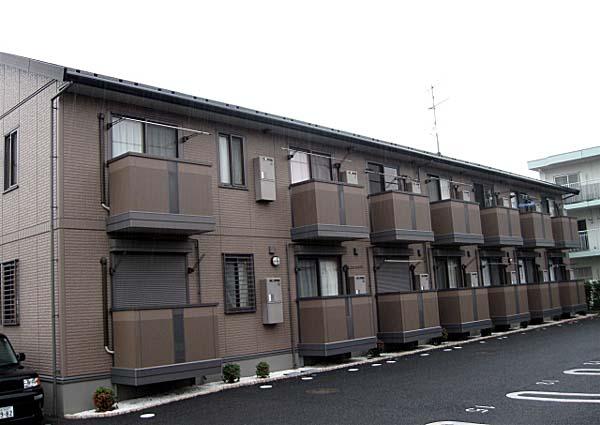 セジュール富士見外観写真