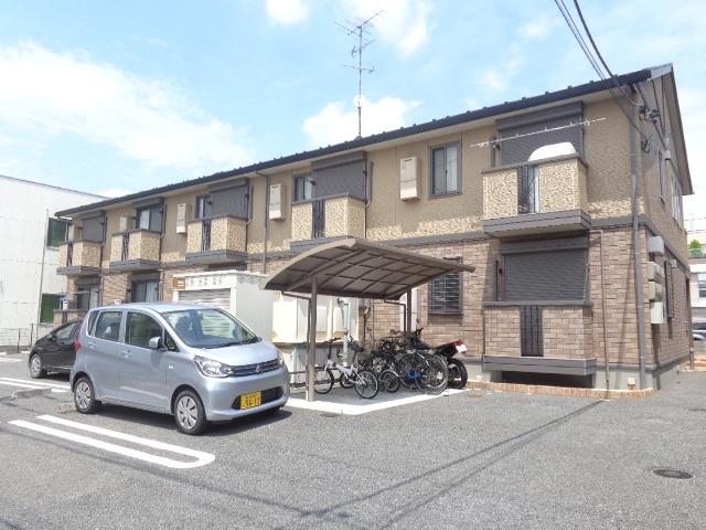 モナリエ富士見外観写真