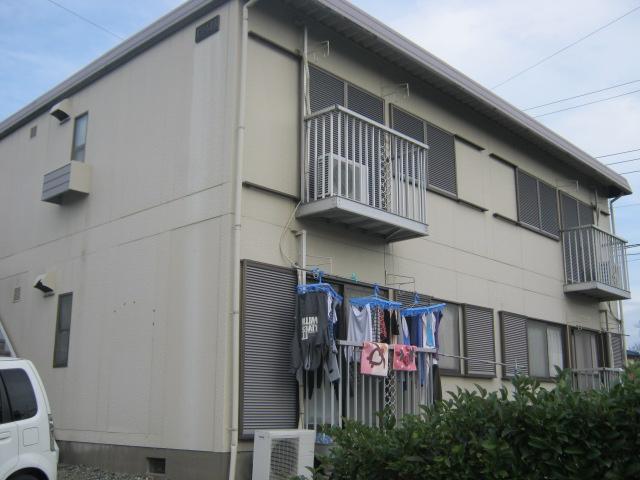 第2コーポ田島外観写真