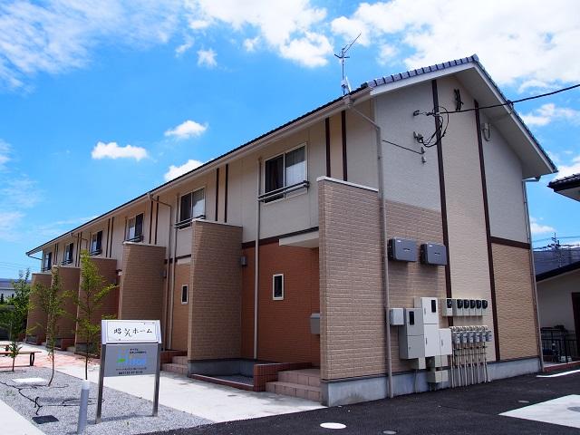 昭きんホームA外観写真