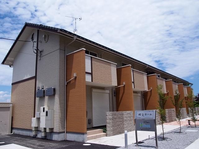 昭きんホームB外観写真