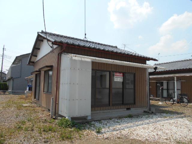 赤坂アパート東外観写真