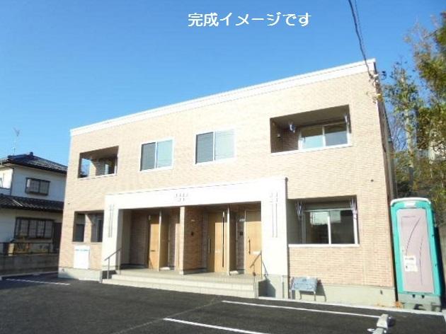 (仮)嵐山町菅谷ユニヴァリィ外観写真