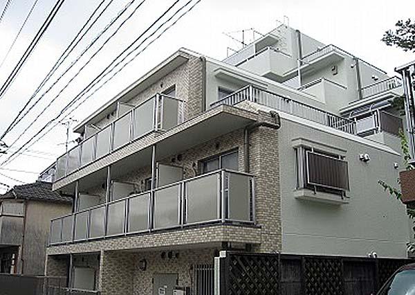 モナークマンション桜上水外観写真