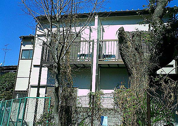 桜ハイツ外観写真