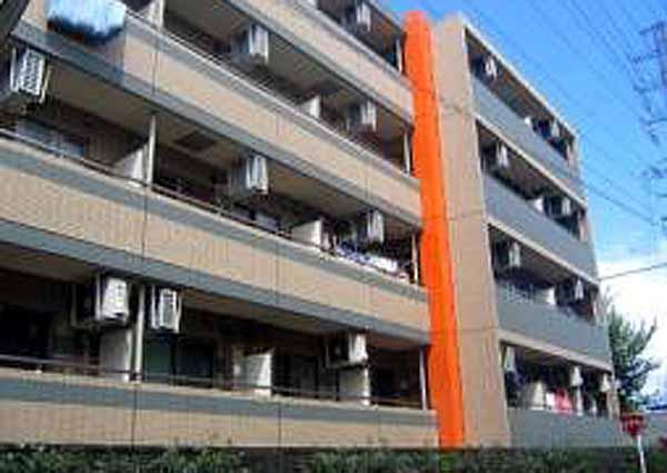 ガーラプレイス八幡山壱番館外観写真
