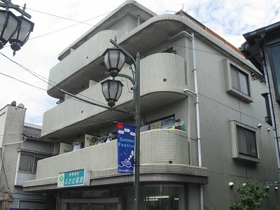 クリスタル東松原外観写真