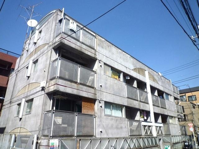 キューブ浜田山外観写真
