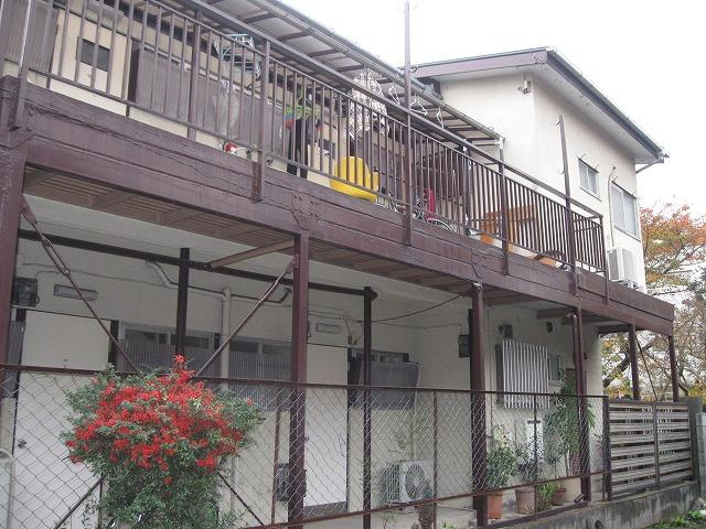 宮川荘外観写真