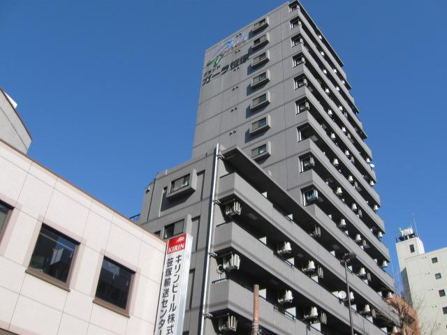 グランド・ガーラ笹塚外観写真