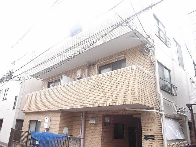 ヴィア・シテラ・西永福外観写真