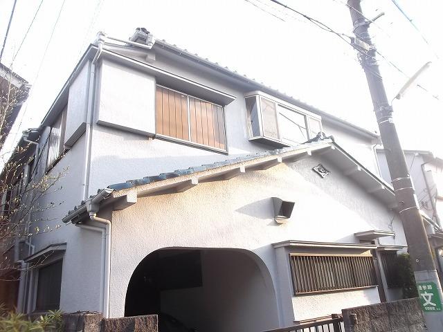 福田アパート外観写真