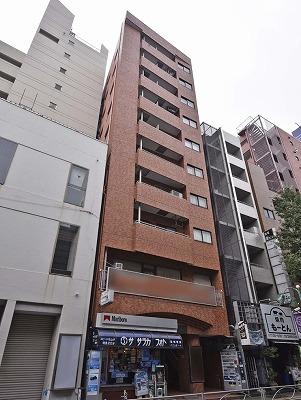 クレセントプラザ笹塚外観写真