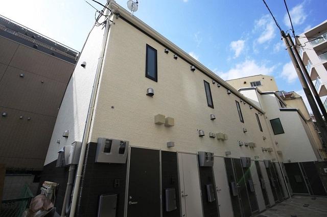 ROW HOUSE 高井戸外観写真