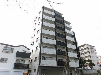 コンソラトゥール笹塚Ⅱ外観写真