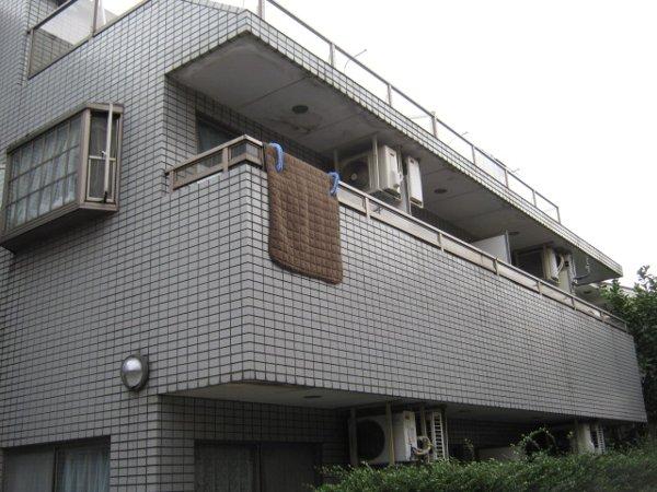 マヌワール・サギノミヤⅡ外観写真