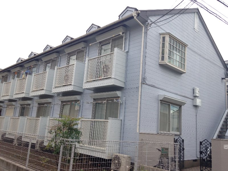 ベルシオン桜台外観写真