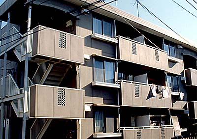 メゾンドール関町外観写真
