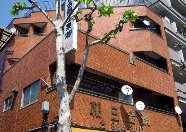 上野第一ビル外観写真