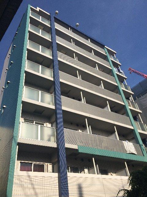 グラントゥルース桜台駅前外観写真
