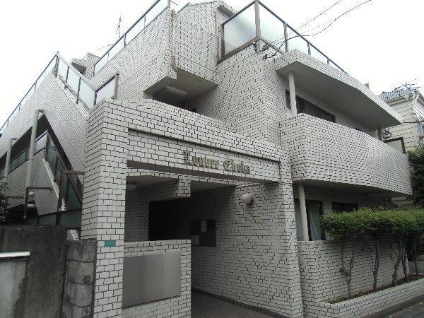 ルーブル江古田外観写真