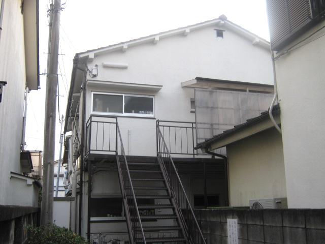 吉田荘外観写真