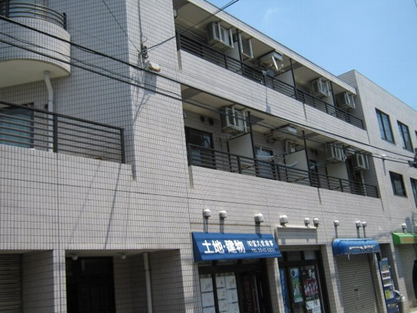 マートルコート桜台外観写真