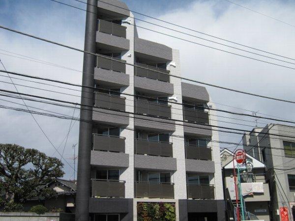 GENOVIA桜台green wall外観写真