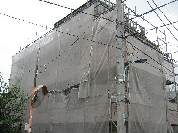 シオン丸山外観写真