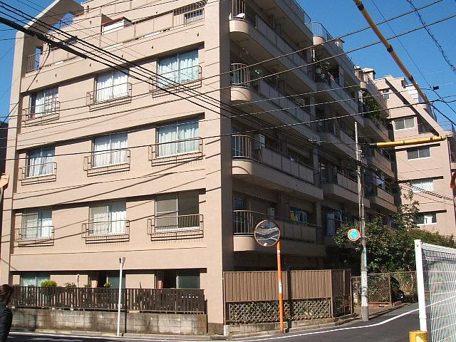 三田桜台第二コーポ外観写真