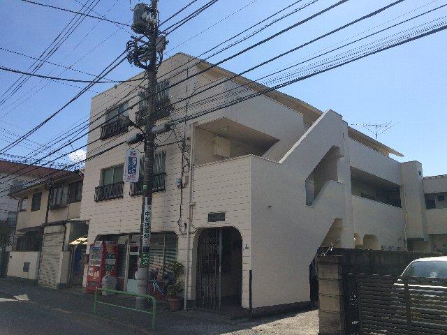 横関コーポ外観写真