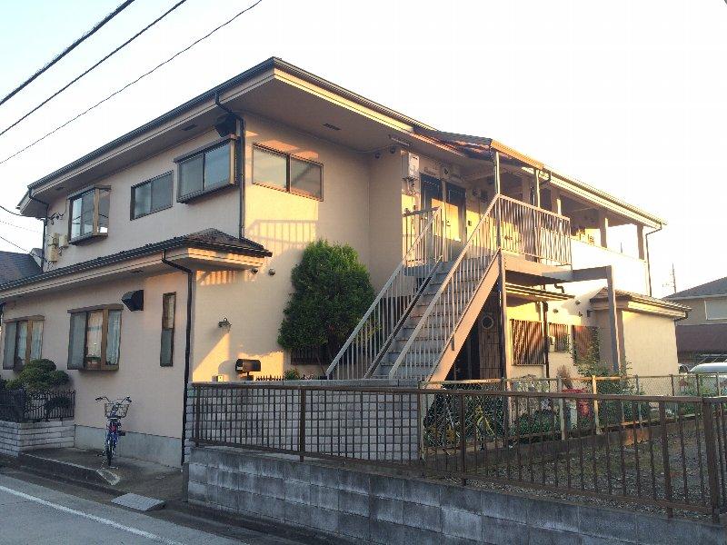 上野ハイツ22外観写真