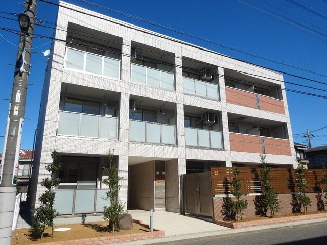 田柄5丁目新築マンション外観写真