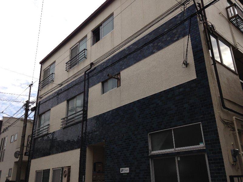 道源マンション外観写真