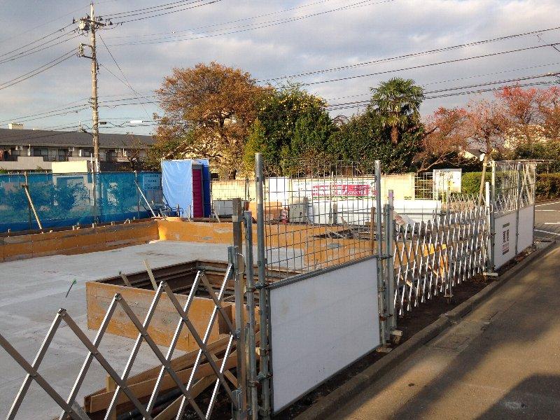 仮称)土支田2丁目新築アパート外観写真