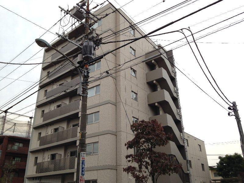 TOKIWA RESIDENCE外観写真