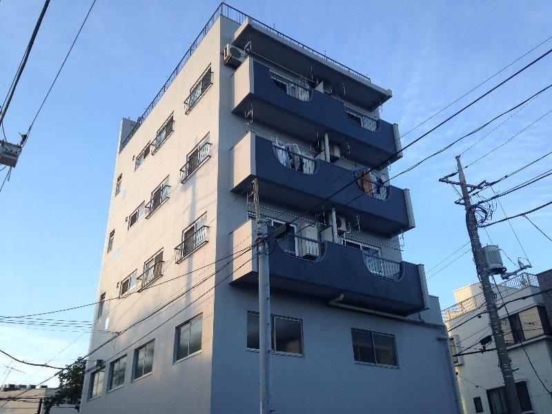 山本マンション外観写真