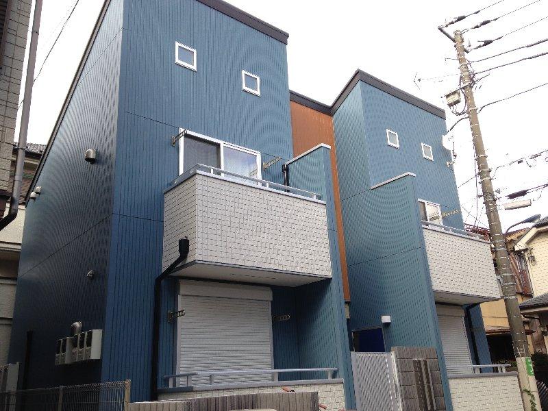 K-house練馬高野台外観写真