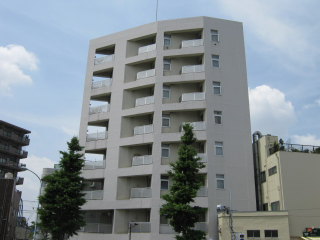 ラグジュアリーアパートメント文京千石Ⅱ外観写真