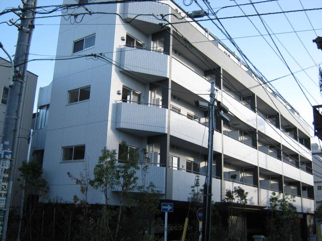 サンパレス田端壱番館外観写真