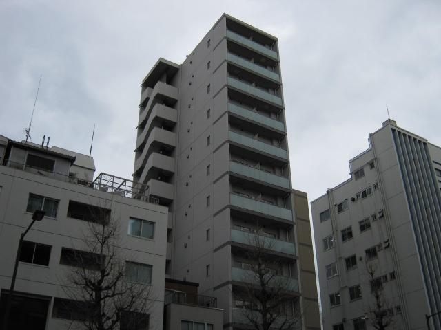 フィース駒込六義園外観写真