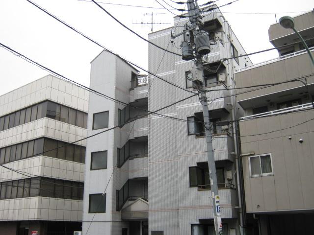 弥生コーポ・シエスタ外観写真
