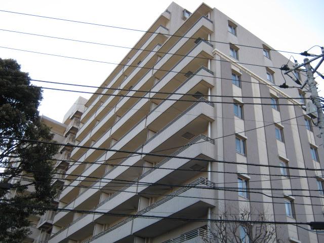 駒込パークハウス外観写真