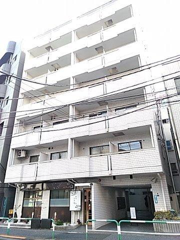 マートルコート駒込外観写真