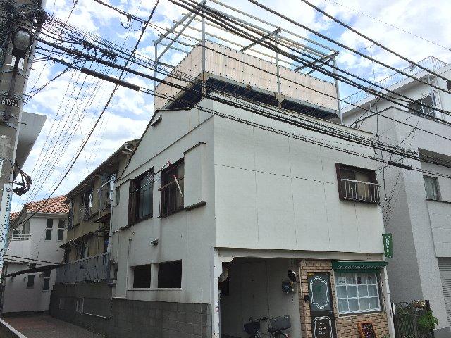 長田アパート外観写真