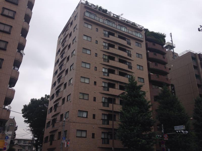 文京ツインタワー外観写真